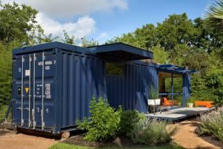 Maison conteneur container maritime habitable - Container amenage maison ...